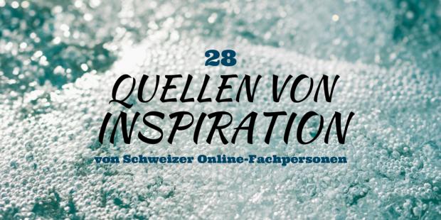 28-inspirationsquellen