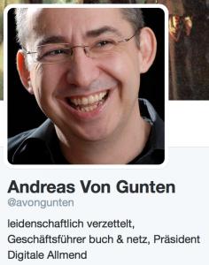 Andreas Von Unten