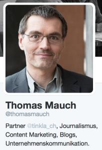 Thomas Mauch