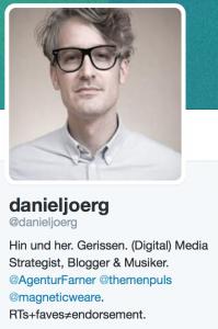 Daniel Joerg