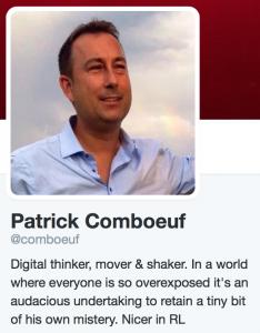 Patrick Comboeuf