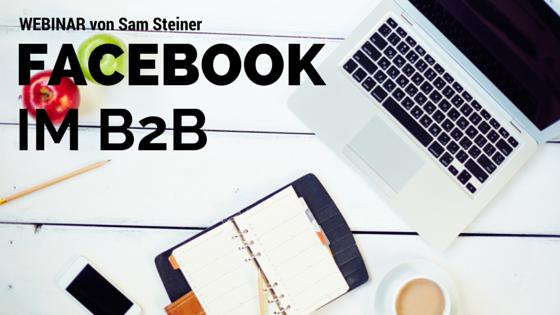 Facebook-B2B